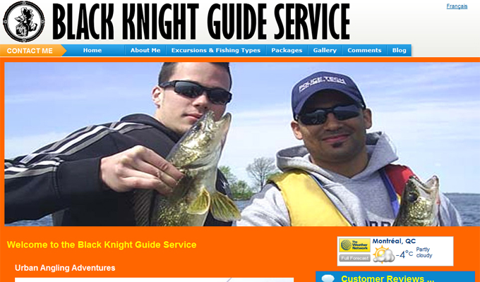 Black Knight Guide Service