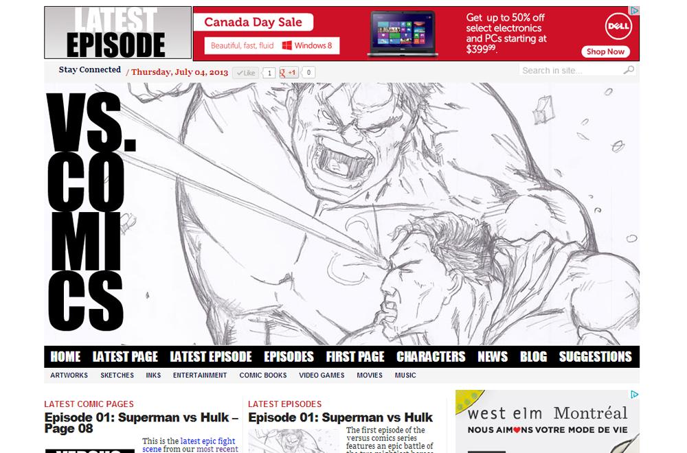 versus-comics