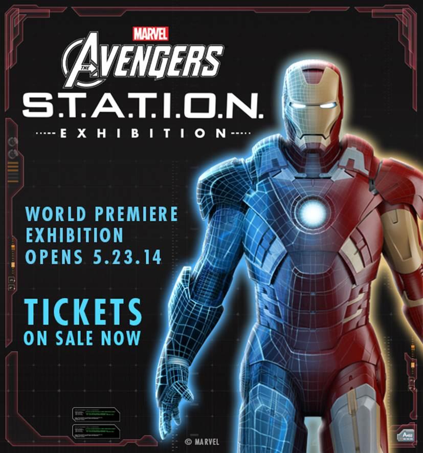 Avengers S.T.A.T.I.O.N. - poster