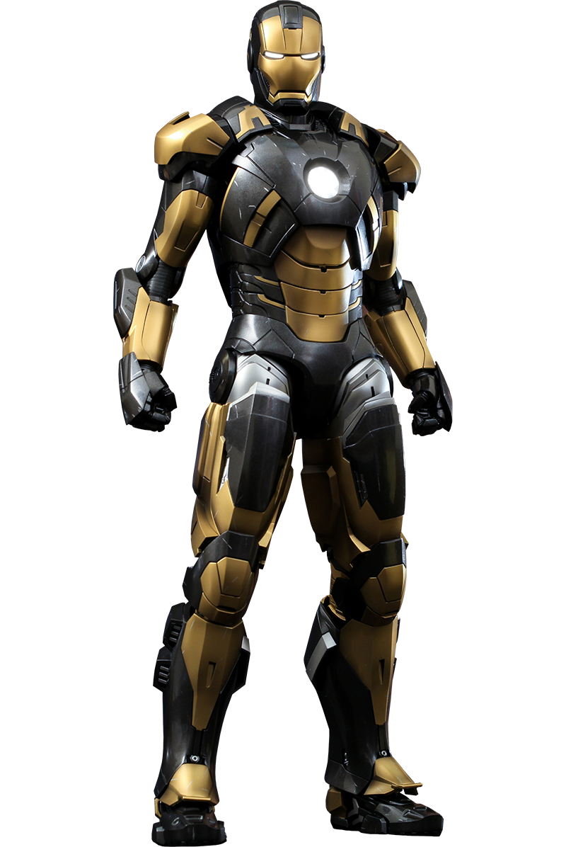 iron-man-3-mark-XX-python-standout