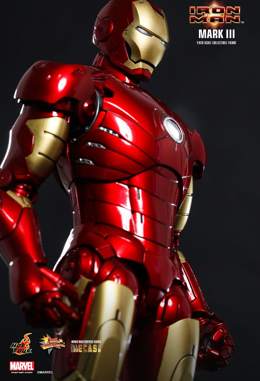 iron man all mark - photo #11
