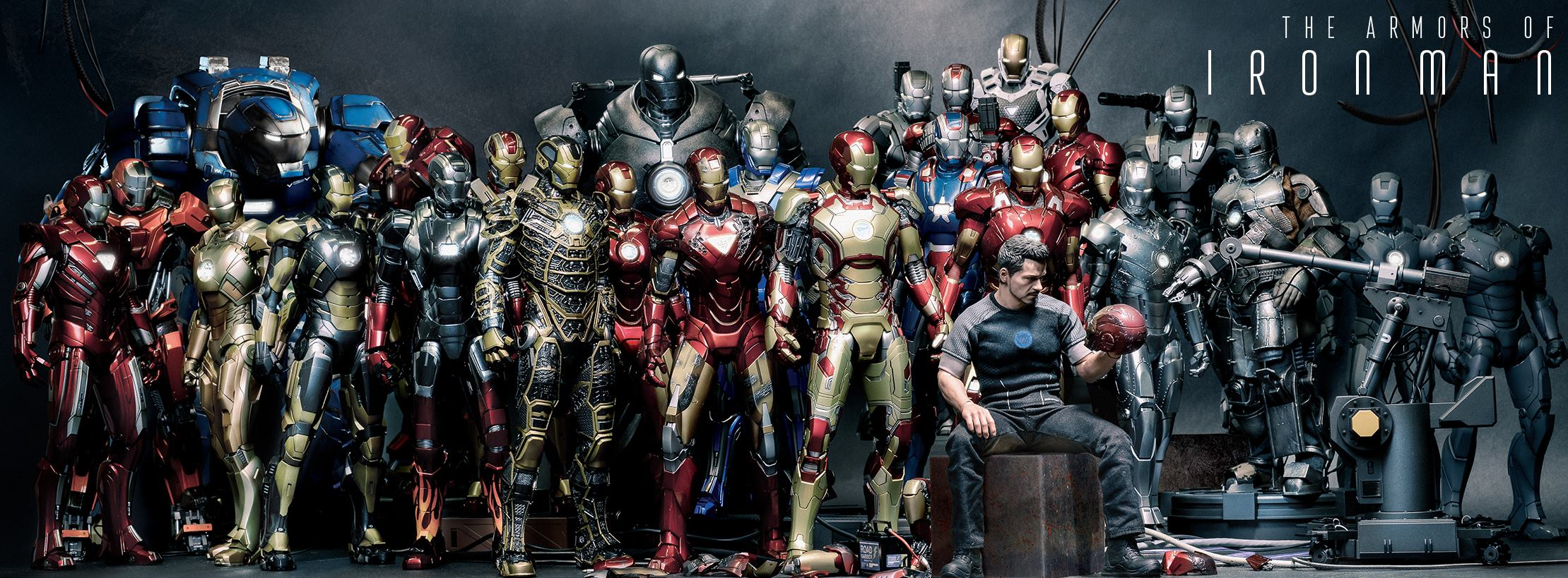 iron man all mark - photo #8