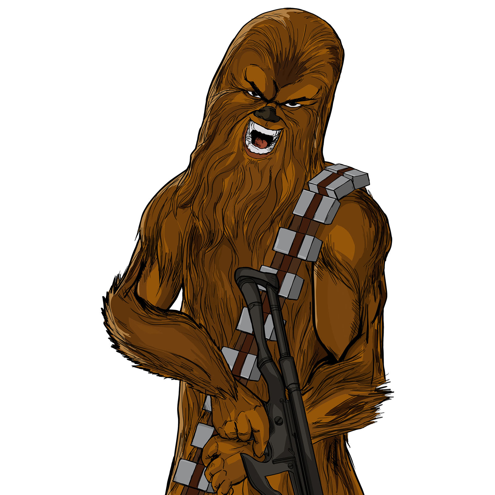 Star-Wars-poster-chewbacca