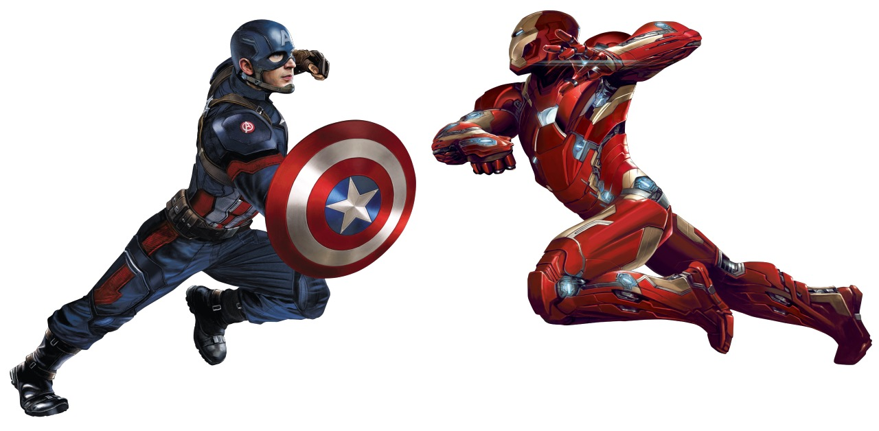 captain-america-civil-war-artwork-captain-america-vs-iron-man