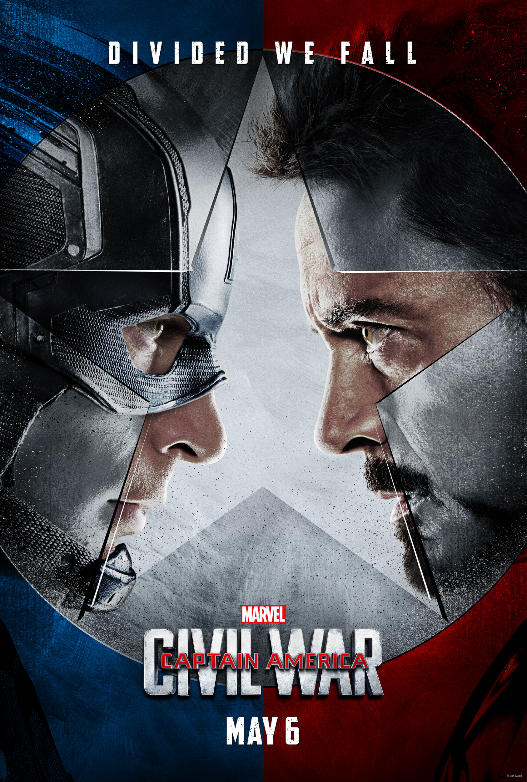 captain america civil war promo poster 1