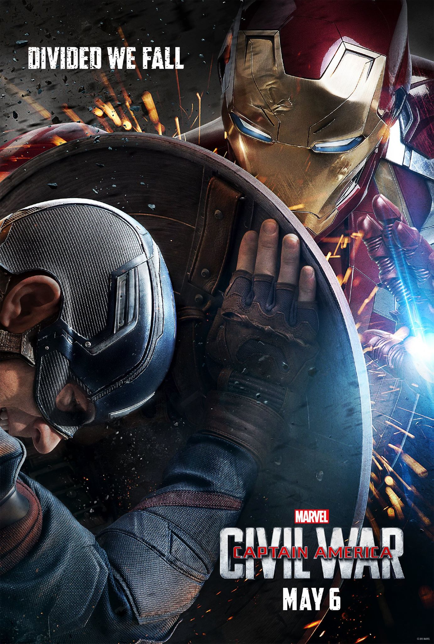 captain america civil war promo poster 3
