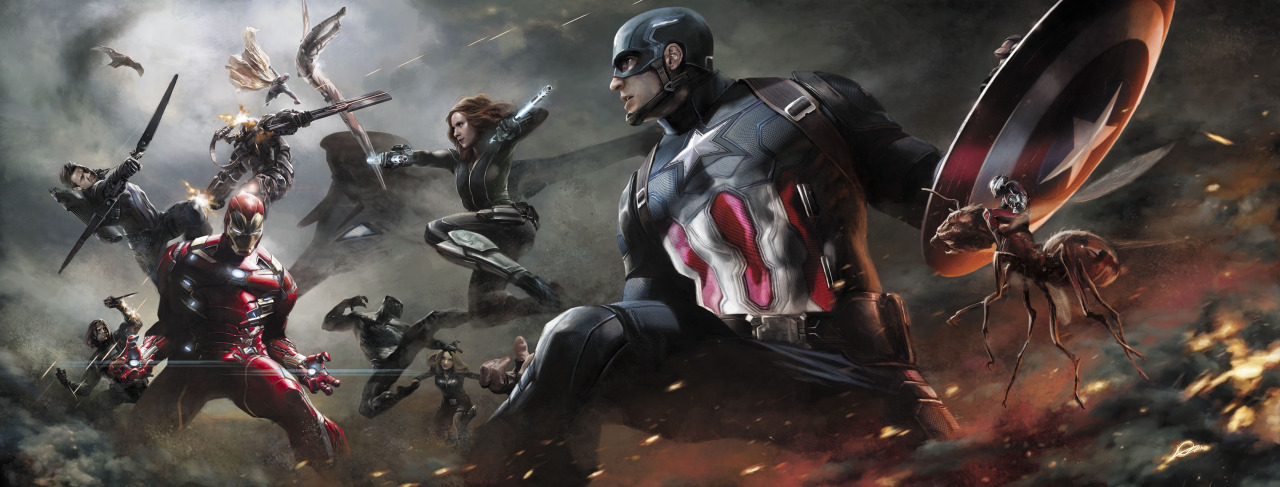 captain america civil war promo poster 6