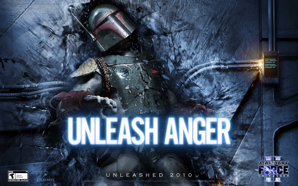 Star Wars: The Force Unleashed II - Unleash Anger