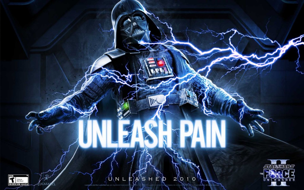 Star Wars: The Force Unleashed II - Unleash Pain