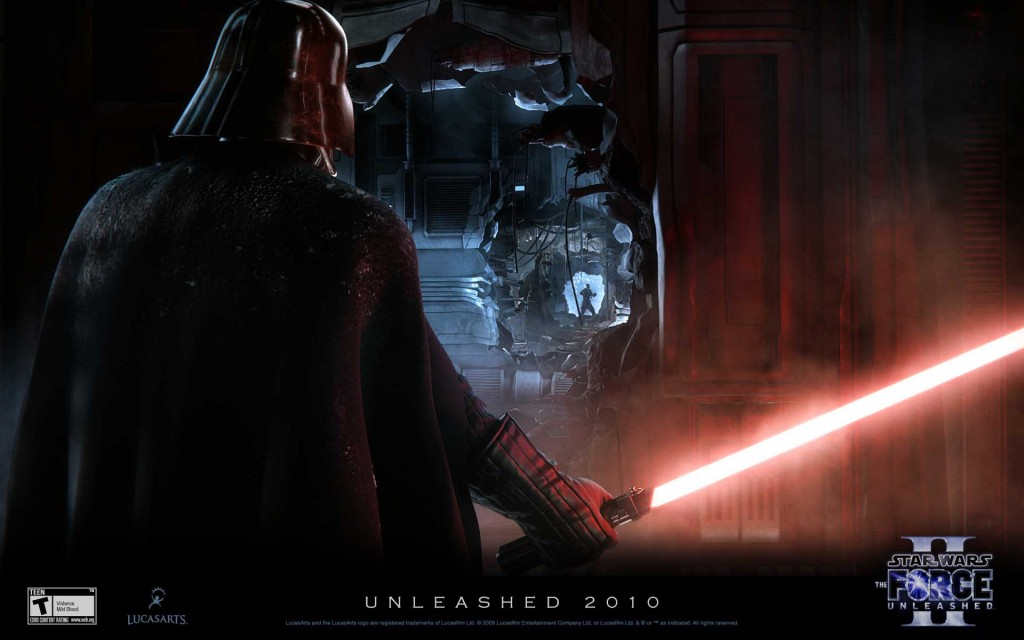 Star Wars: The Force Unleashed II - Vader
